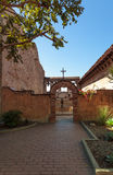 Mission San Juan Capistrano in Southern California Royalty Free Stock Images