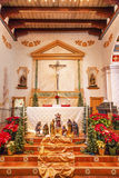 Mission San Luis Obispo de Tolosa California Basilica Cross Alta Royalty Free Stock Photo