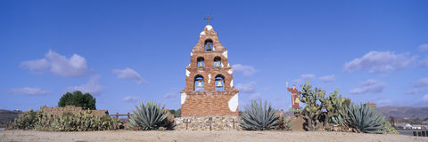 Mission San Miguel Royalty Free Stock Photography