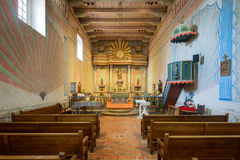 Mission San Miguel Arcangel Royalty Free Stock Photography
