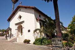 Mission San Rafael Arc�ngel Stock Photo