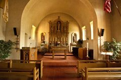 Mission San Rafael Arc�ngel Royalty Free Stock Image