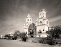 Mission San Xavier Stock Images