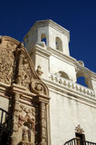 Mission San Xavier Del Bac Stock Photo