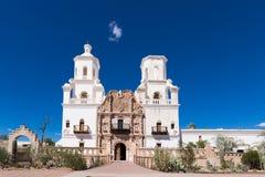 Mission San Xavier Del Bac Images libres de droits