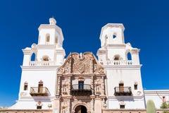 Mission San Xavier Del Bac Photographie stock libre de droits