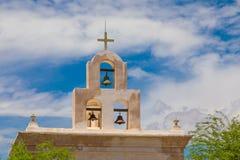 Mission San Xavier Del Bac Photographie stock