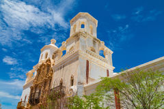 Mission San Xavier del Bac Royalty Free Stock Photography