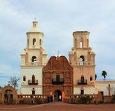 Mission San Xavier del Bac royalty free stock images