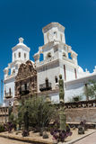 Mission San Xavier del Bac Royalty Free Stock Photo