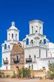 Mission San Xavier del Bac Tucson Arizona Images libres de droits