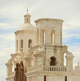 A Mission San Xavier del Bac, Tucson Stock Images