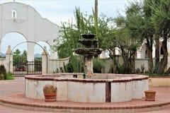 Free Mission San Xavier Del Bac, Tucson, Arizona, United States Stock Photos - 158705913
