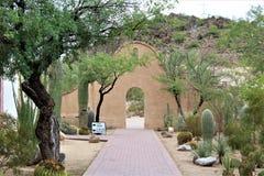 Free Mission San Xavier Del Bac, Tucson, Arizona, United States Stock Photo - 158706070