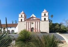 Mission Santa Barbara Photographie stock libre de droits