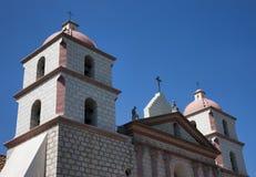 Mission Santa Barbara Royalty Free Stock Image
