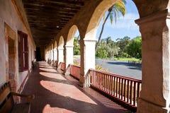 Mission Santa Barbara. Historic Mission Santa Barbara, Central California Royalty Free Stock Photos