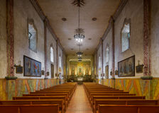 Mission Santa Barbara Photo libre de droits