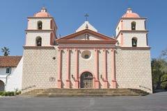 Mission Santa Barbara Stock Image