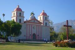 Mission Santa Barbara Stock Images