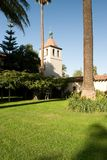 Mission Santa Clara Royalty Free Stock Image