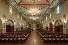 Mission Santa Clara Royalty Free Stock Photo