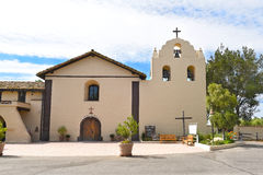 Mission Santa Ines Royalty Free Stock Images