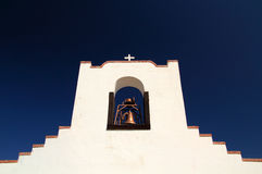 Mission Socorro Belfry Royalty Free Stock Photos