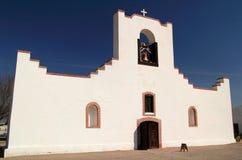 Mission Socorro Stock Image