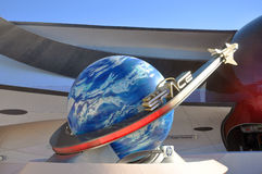 Mission Space in Disney Epcot. Orlando, Florida, USA Royalty Free Stock Photo
