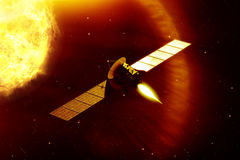 Mission to the sun Stock Photography