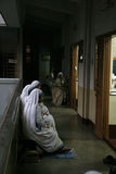 Missionaries of Charity of Mother Teresa at Mass in Mother House, Kolkata Royalty Free Stock Photo