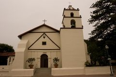 Missione Buenaventura immagini stock