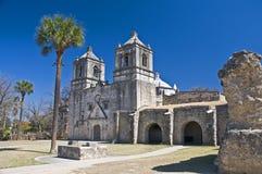 Missione Concepción San Antonio il Texas Fotografia Stock Libera da Diritti