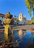 Missione di Santa Barbara Fotografie Stock