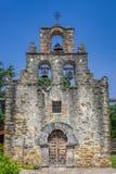 Missione Espada, San Antonio, TX Fotografie Stock