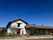 Missione San Francisco Solano in Sonoma California U.S.A. Immagini Stock Libere da Diritti