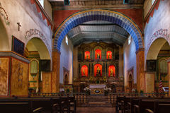 Missione San Juan Bautista Fotografia Stock Libera da Diritti
