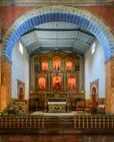 Missione San Juan Bautista Immagini Stock Libere da Diritti