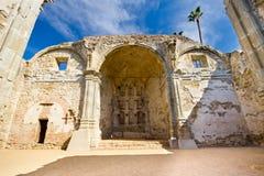Missione San Juan Capistrano Fotografia Stock Libera da Diritti