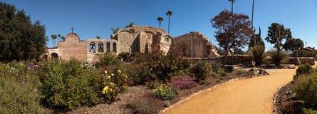 Missione San Juan Capistrano in California del sud Fotografie Stock