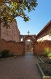 Missione San Juan Capistrano in California del sud Immagini Stock Libere da Diritti