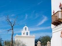 Missione San Xavier Church Fotografie Stock Libere da Diritti