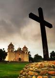 Missione Santa Barbara Immagine Stock