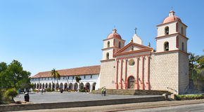 Missione Santa Barbara Fotografia Stock