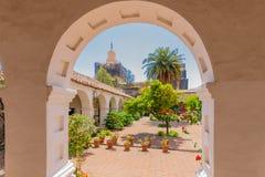 Missions- byggnader för jesuit, i Cordoba Royaltyfri Foto