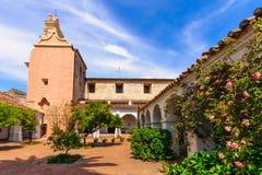 Missions- byggnader för jesuit, i Cordoba Arkivbild