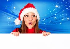 Missis santa 06 Royalty Free Stock Image