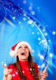 Missis santa 09 Stock Images