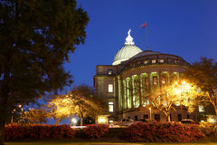 Mississippi Capital Royalty Free Stock Photography